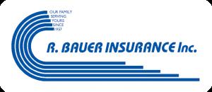 R. Bauer Insurance Logo